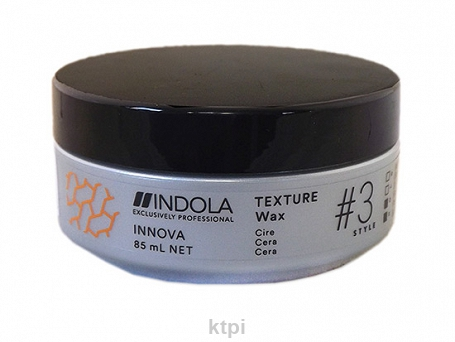 INDOLA TEXTURE WAX WOSK DO WŁOSÓW W KREMIE 85 ml