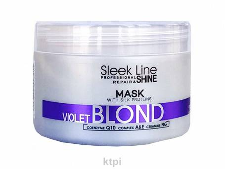 Sleek Line Violet Blond Maska neutralizująca 250