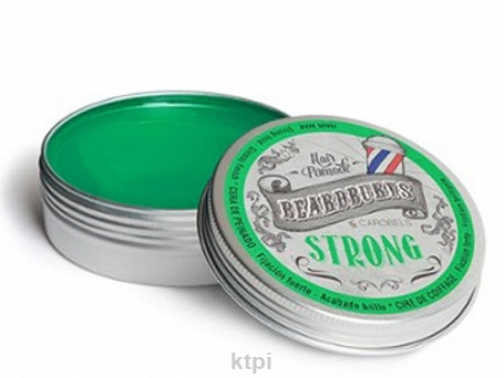 Beardburys Pomada Do Włosów Strong 100ml
