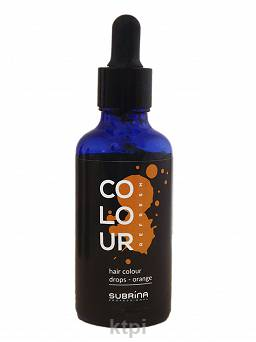 Subrina Colour Drops Pigment Orange 50 ml