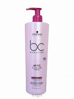 Schwarzkopf BC Ph 4.5 Color Freeze Szampon 500 ml