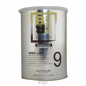 Alfaparf B&B Bleach High Lift Rozjaśniacz 400g