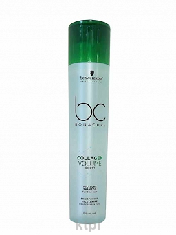 SCHWARZKOPF BC COLLAGEN VOLUME BOOST SZAMPON 250ml