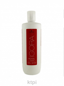 SCHWARZKOPF IGORA ROYAL DEVELOPER WODA 12% 1000ML