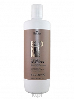 SCHWARZKOPF BLONDME PREMIUM DEVELOPER 6% 1000 ml