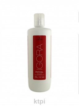 SCHWARZKOPF IGORA ROYAL DEVELOPER WODA 3% 1000ML
