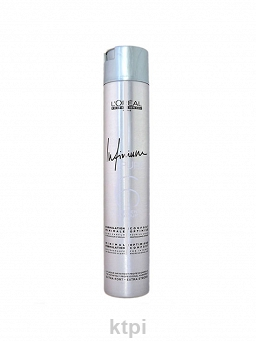 LOREAL INFINIUM PURE EXTRA STRONG LAKIER 500 ml