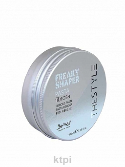 BE COLOR STYLE FREAKY SHAPER WŁÓKNISTA PASTA 100ml