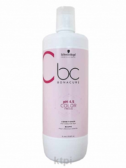 SCHWARZKOPF BC COLOR FREEZE PH 4.5 ODŻYWKA 1000 ml