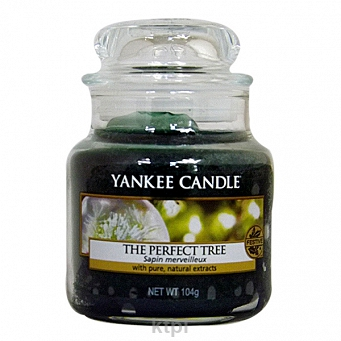 YANKEE CANDLE ŚWIECZKA THE PERFECT TREE 104g