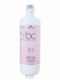SCHWARZKOPF BC COLOR FREEZE SILVER SZAMPON 1000 ml