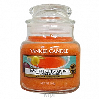 YANKEE CANDLE ŚWIECZKA PASSION FRUIT MARTINI 104g