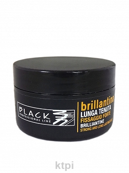 BLACK STRONG AND LONG LASTING HOLD BRYLANTYNA 100