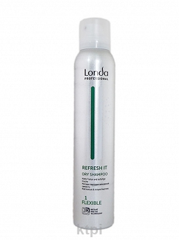 LONDA PROFESIONAL REFRESH IT DRY SHAMPOO 180 ML