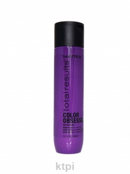 MATRIX TR COLOR OBSESSED SZAMPON FARBOWANE 300 ml