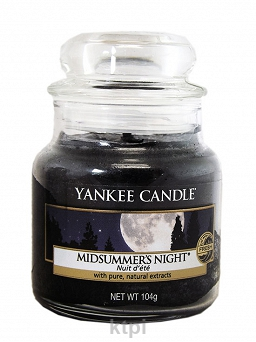 YANKEE CANDLE ŚWIECA MIDSUMMER'S NIGHT 104 g
