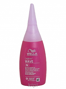 WELLA CREATINE WAVE (N) PŁYN DO ONDULACJI 75 ml