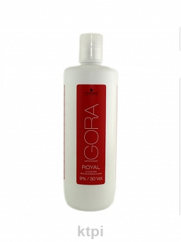 SCHWARZKOPF IGORA ROYAL DEVELOPER WODA 9% 1000ML